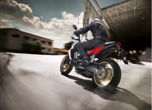 Honda CB650F - Foto 5 di 14