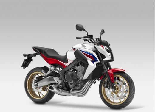 Honda CB650F - Foto 6 di 14