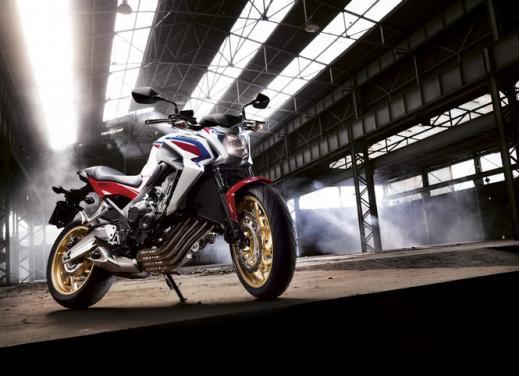 Honda CB650F - Foto 3 di 14