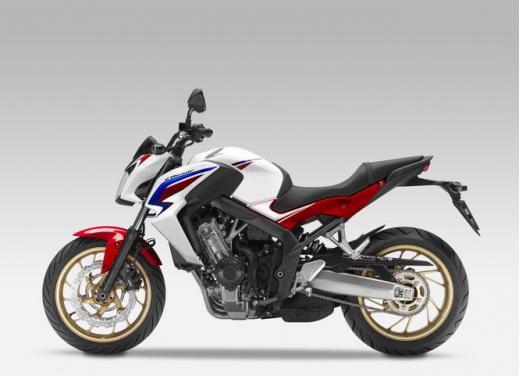 Honda CB650F - Foto 7 di 14