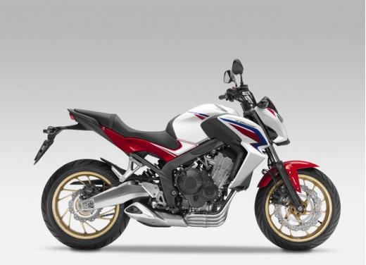 Honda CB650F - Foto 9 di 14