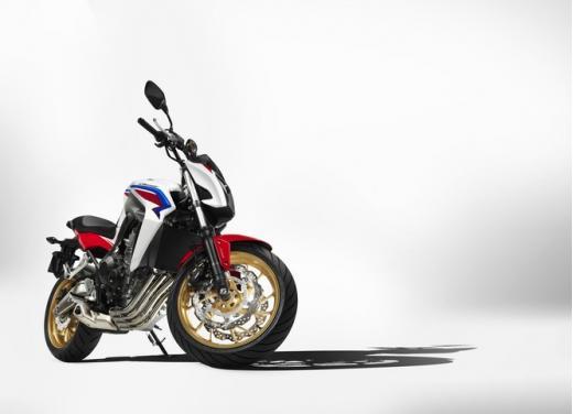 Honda CB650F - Foto 10 di 14