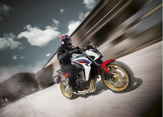 Honda CB650F - Foto 4 di 14