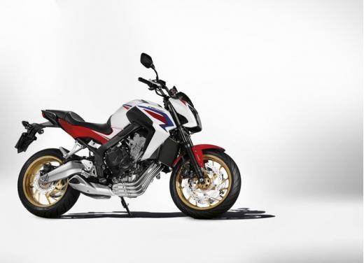 Honda CB650F - Foto 11 di 14