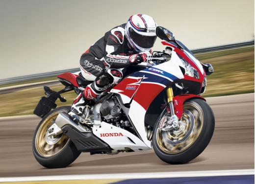 Honda CBR 1000RR SP - Foto 8 di 8