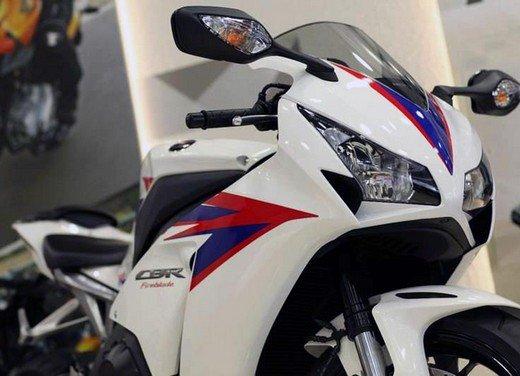Nuova Honda CBR1000RR Fireblade - Foto 14 di 33
