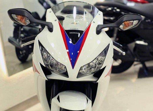 Nuova Honda CBR1000RR Fireblade - Foto 11 di 33