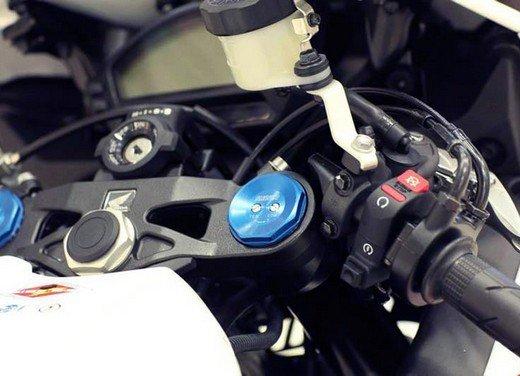 Nuova Honda CBR1000RR Fireblade - Foto 17 di 33