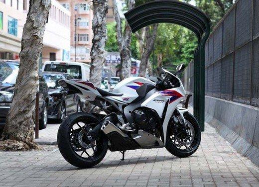 Nuova Honda CBR1000RR Fireblade - Foto 9 di 33