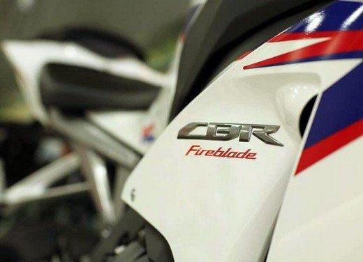 Nuova Honda CBR1000RR Fireblade - Foto 21 di 33