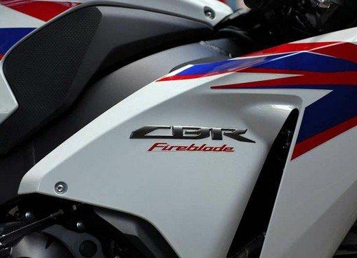 Nuova Honda CBR1000RR Fireblade - Foto 23 di 33