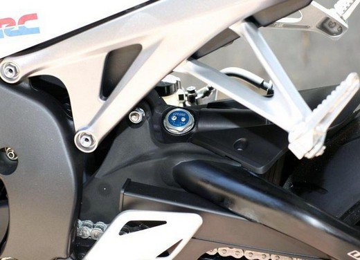 Nuova Honda CBR1000RR Fireblade - Foto 25 di 33