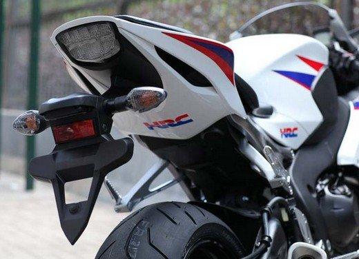 Nuova Honda CBR1000RR Fireblade - Foto 15 di 33