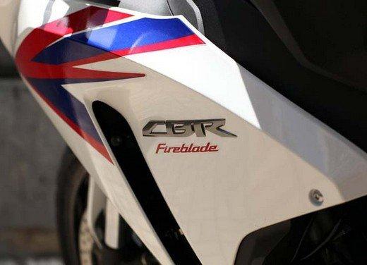 Nuova Honda CBR1000RR Fireblade - Foto 24 di 33