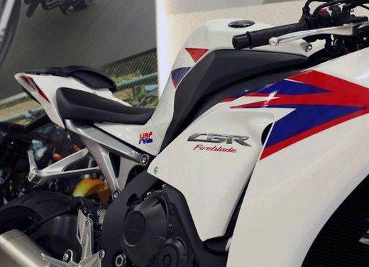 Nuova Honda CBR1000RR Fireblade - Foto 16 di 33