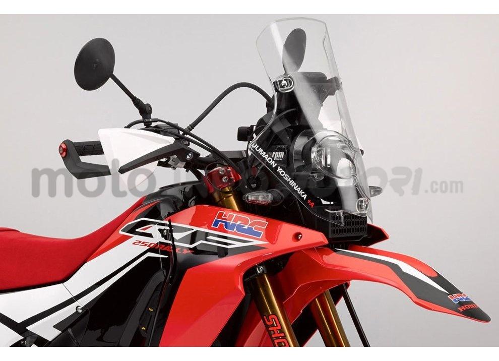Honda CRF 250 Rally, bella e possibile - Foto 3 di 7