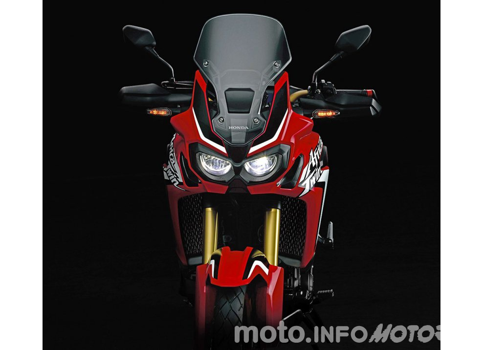 Honda CRF 1000L Africa Twin: guess who's back! [video] - Foto 2 di 2