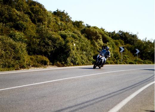 Honda Crosstourer 1200: test ride dell'adventure bike giapponese