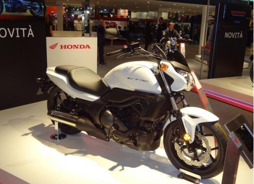 Honda CTX700 - Foto 3 di 3