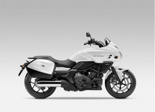 Honda CTX700 - Foto 2 di 3
