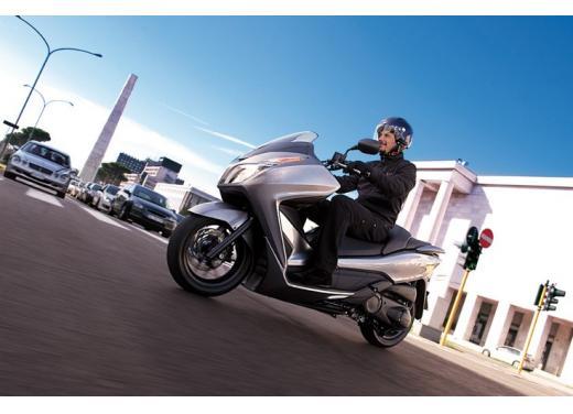 Honda Forza 300 ABS 2013 test ride del nuovo scooter Honda