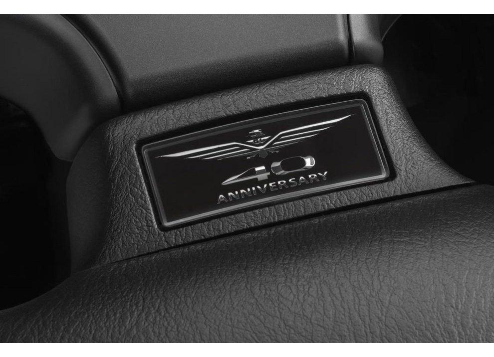 Honda Gold Wing F6B 40th Anniversary - Foto 5 di 5
