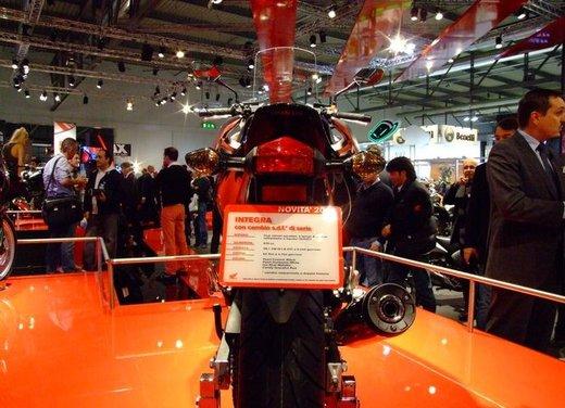 Honda Integra, compreso nel prezzo il bauletto per due caschi integrali - Foto 10 di 39