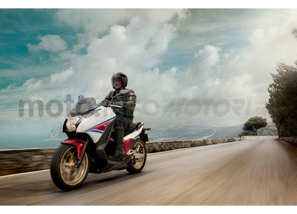 Honda Integra 750, finanziamento fino a 9.000€