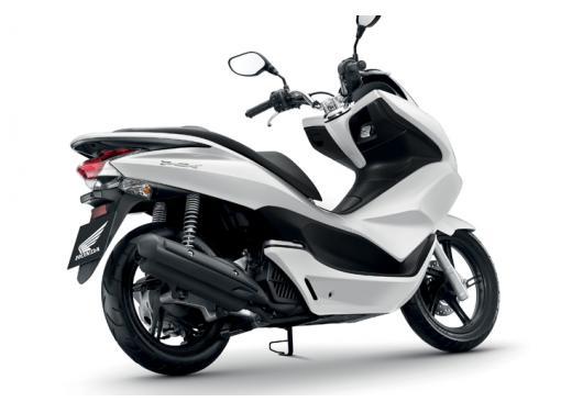 Honda Pcx 125 Lo Scooter Da Città Economico Con Stile Infomotori