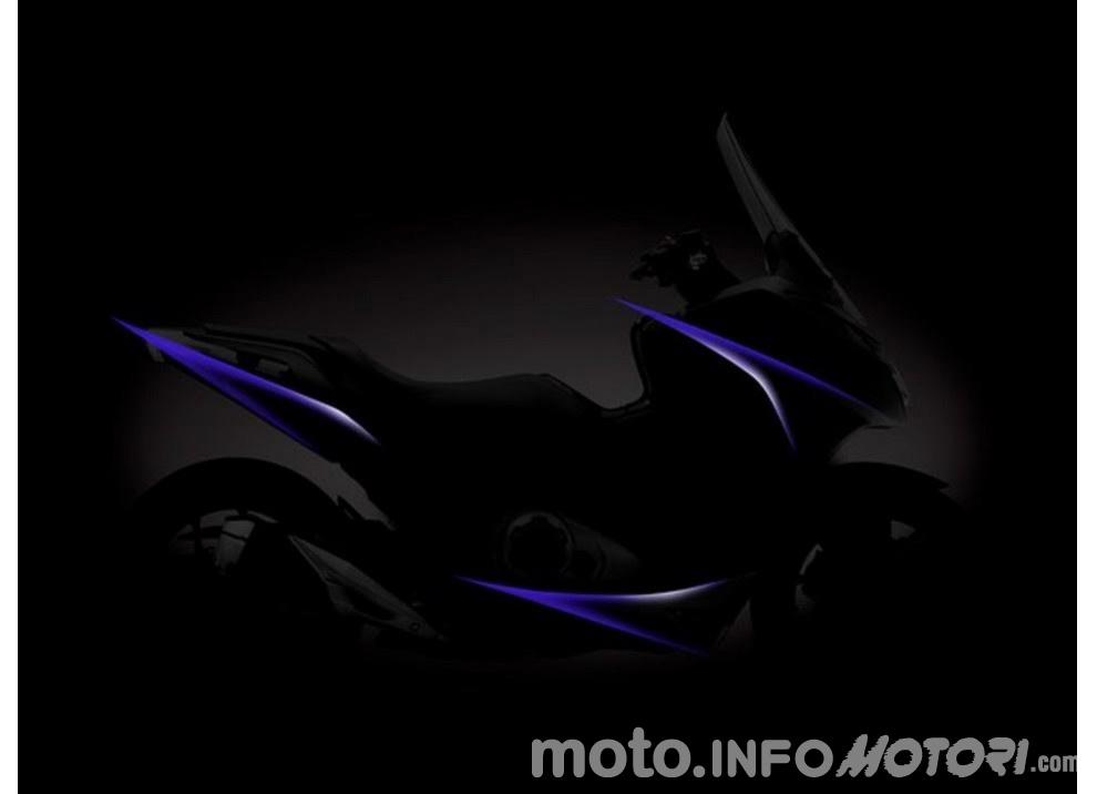 Honda presenta la nuova Integra 750 YM2016