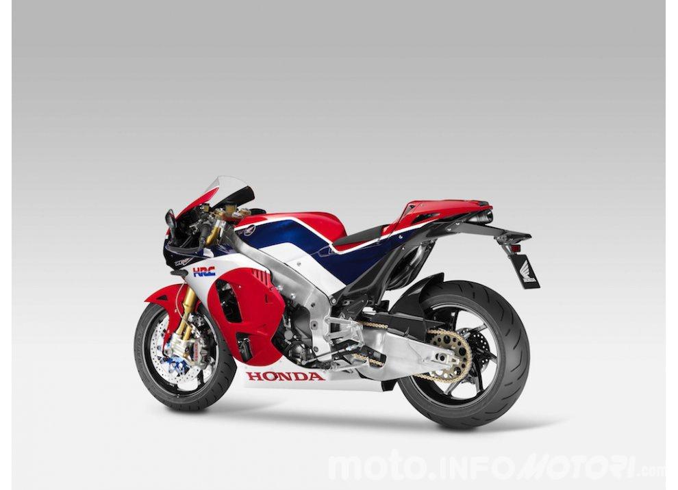 Honda RC213 V-S, presentazione live della MotoGP per strada da 188.000€