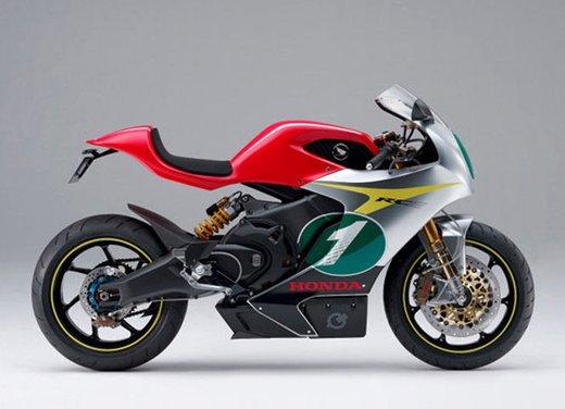 Honda RC-E Concept - Foto 13 di 20