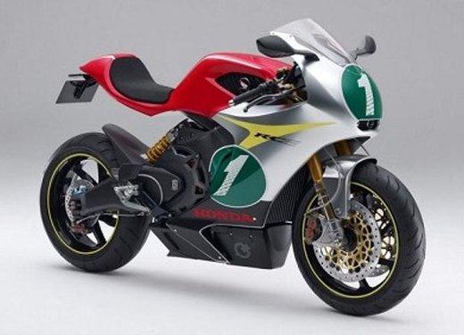 Honda RC-E Concept - Foto 14 di 20