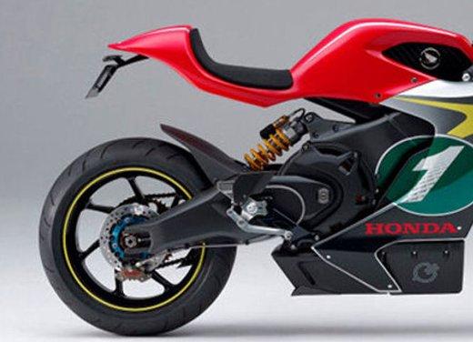 Honda RC-E Concept - Foto 15 di 20