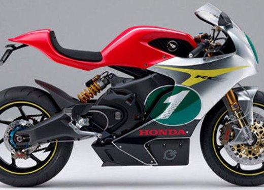 Honda RC-E Concept - Foto 17 di 20