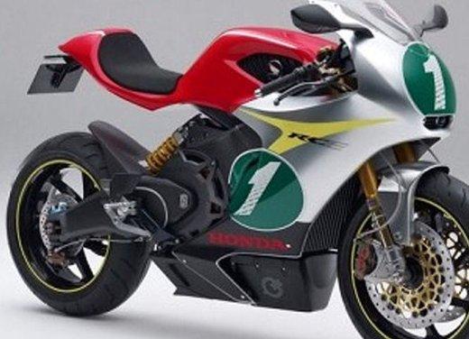 Honda RC-E Concept - Foto 19 di 20