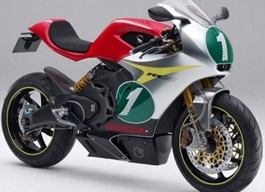 Honda RC-E Concept - Foto 20 di 20