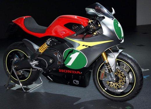 Honda RC-E Concept - Foto 2 di 20