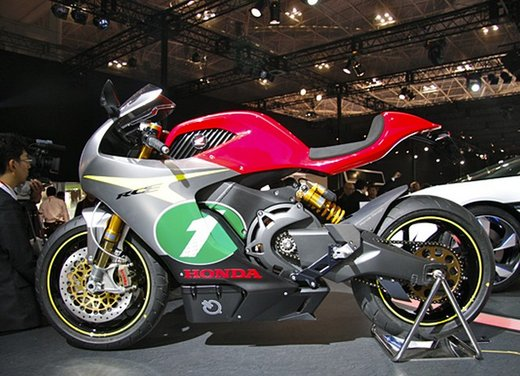 Honda RC-E Concept - Foto 5 di 20
