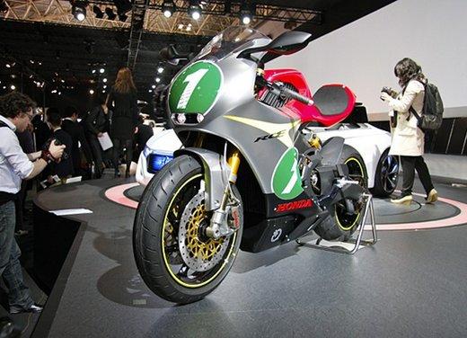 Honda RC-E Concept - Foto 6 di 20