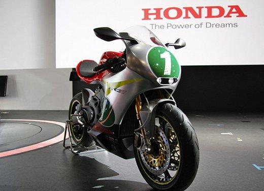 Honda RC-E Concept - Foto 4 di 20