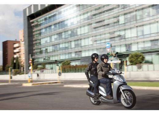 Honda SH 150 domina il mercato, Honda SH300 leader tra i maxiscooter