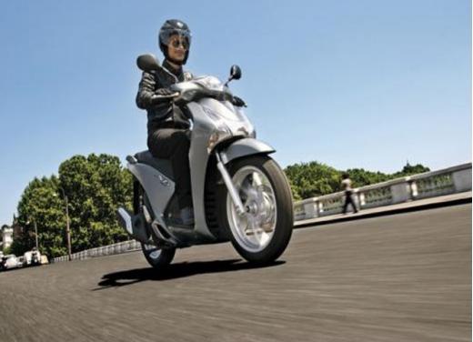 Honda SH 150i domina il mercato scooter