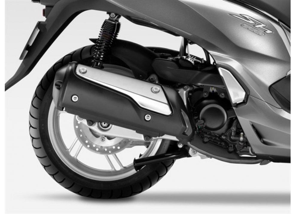Nuovo Honda SH 300i ABS 2016 - Foto 8 di 22