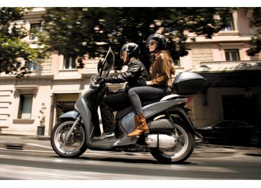 Honda SH 125i con zero interessi o fino al 50% di sconto sull'assicurazione