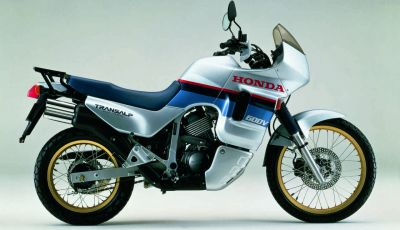 Honda Transalp: un mito inossidabile