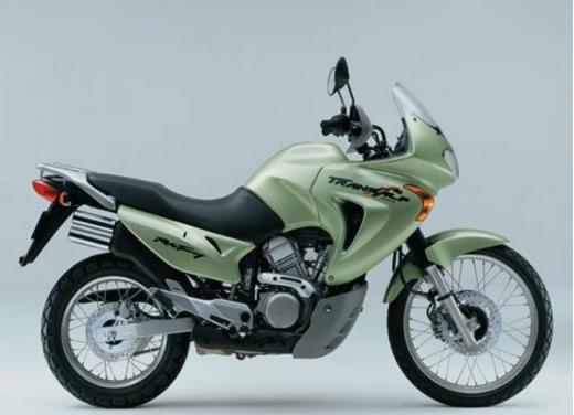 Honda Transalp: un mito inossidabile - Foto 3 di 10