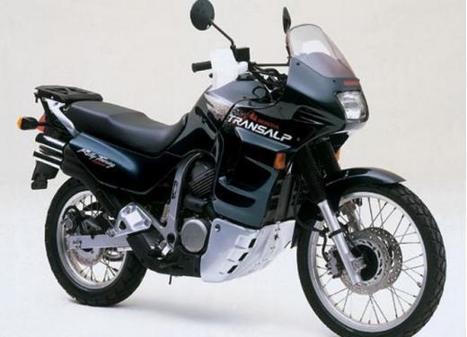 Honda Transalp: un mito inossidabile - Foto 7 di 10