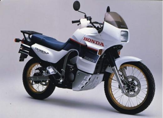 Honda Transalp: un mito inossidabile - Foto 1 di 10