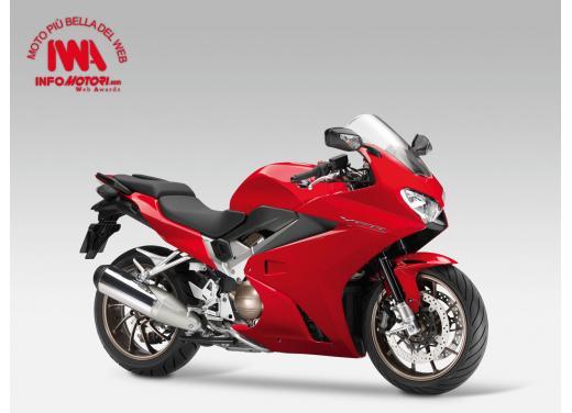 Honda VFR 800F Moto Più Bella del Web 2014 - Foto 1 di 5